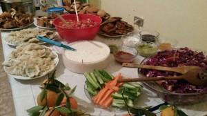 Essen, Gericht, Jordanien